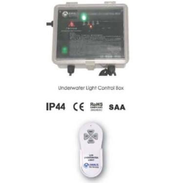 อุปกรณ์เสริมสระว่ายน้ำครบวงจร-Emaux-remote&control
