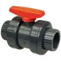 """Ball valve upvc 2.5"""""""