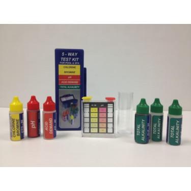 ชุดทดสอบ KOKIDO 5-Way Reagent Test Kits