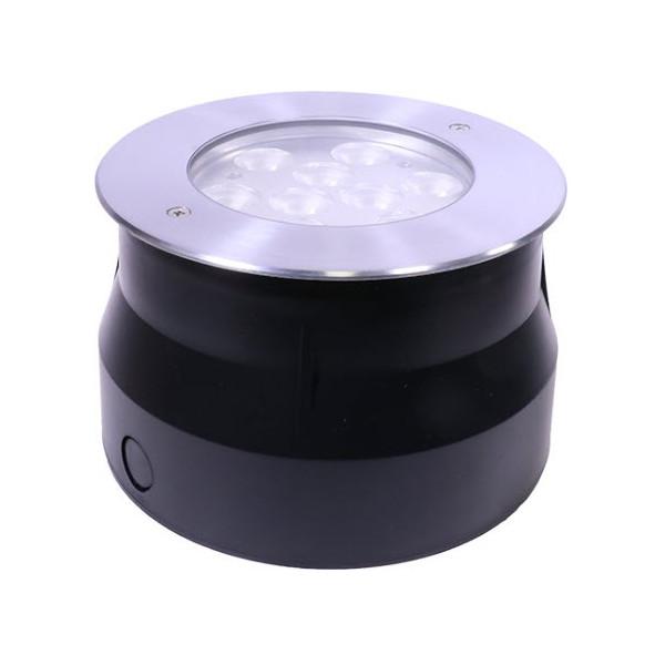 LED Light MODEL HUG16527 Color Warm White 27W 12V DC Stainless Steel 316 Body Niche Jesta