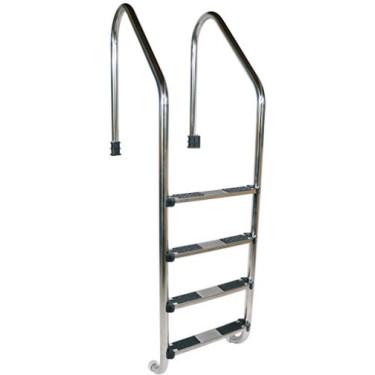 Standard Model 4 Steps AISI SS-304 Ladder Jesta