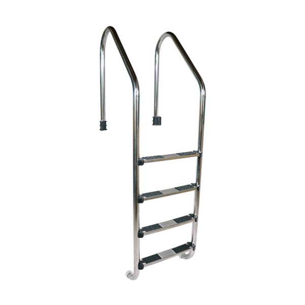 Standard Model 4 Steps  AISI SS-304 Ladder Jesta