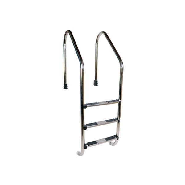 Standard Model 3 Steps AISI SS-304 Ladder Jesta