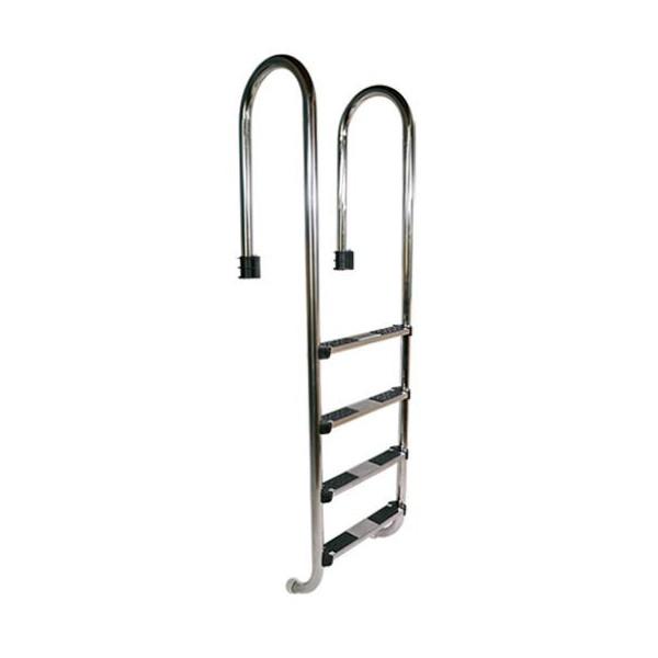 Muro Model 4 Steps AISI SS316 Ladder Jesta