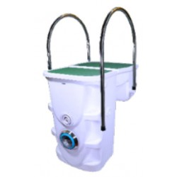 Wall Hung Filtration System AYT25Y-B Flow Rate: 25 m³/h Jesta