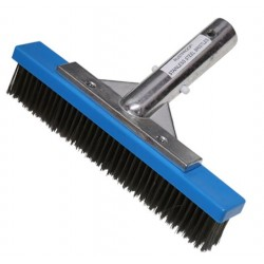 "R111626 9"" Algae Brush with Stainless Steel Bristle แปรงสเตนเลส 9"" Pentair"