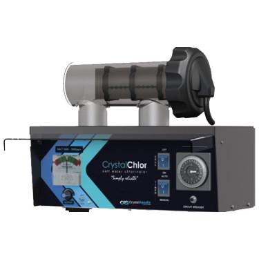 RP2000 20g/hr Salt Chlorinator Cas Crystal Aquatic