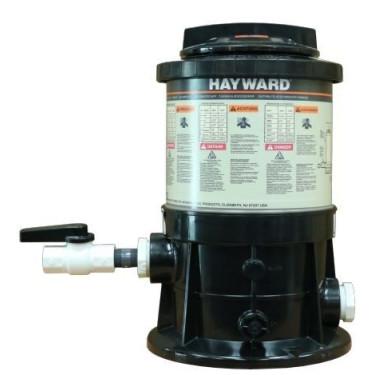 C250EXP Tri-Chlor Feeder Off-Line Chlorine Storage 16 lbs. Hayward