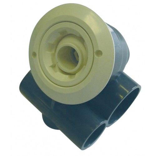 """33586 2"""" Thread jet-Water inlet D50mm and Air inlet D32 mm Flow 2.2 m3/hr Astralpool"""