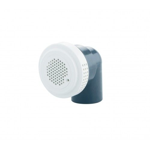 """04042 2"""" Drain for spas w elbow for glueing to Ø 50 mm Astralpool"""
