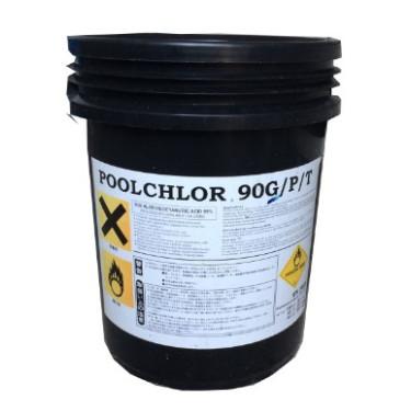 คลอรีนเม็ดPoolchlor (TCCNa 90)CL-PC-90-G-20