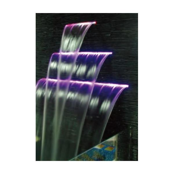ม่านน้ำตก Emaux PB600-25(มีไฟ LED)