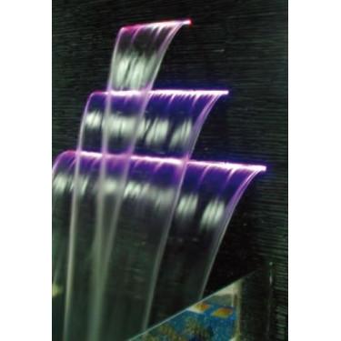 ม่านน้ำตก Emaux PB1200-25(มีไฟ LED)