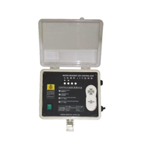 กล่องควมคุมไฟLED ม่านน้ำตก Emaux(พร้อมรีโมท)