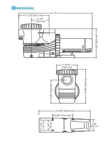 Jacuzzi CMF3000-H