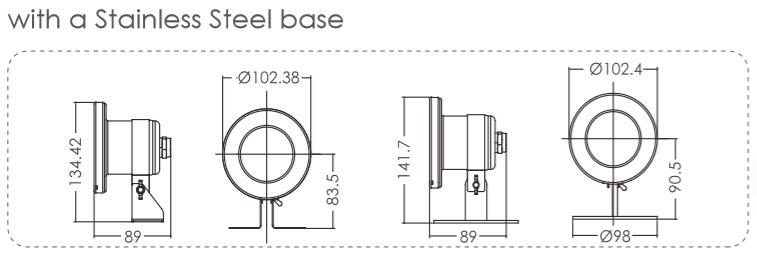 ไฟน้ำพุ Emaux LED‐F20A